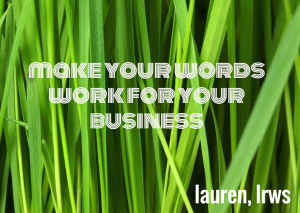 Making your words work hard for your business- that's what TOP CONTENT is
